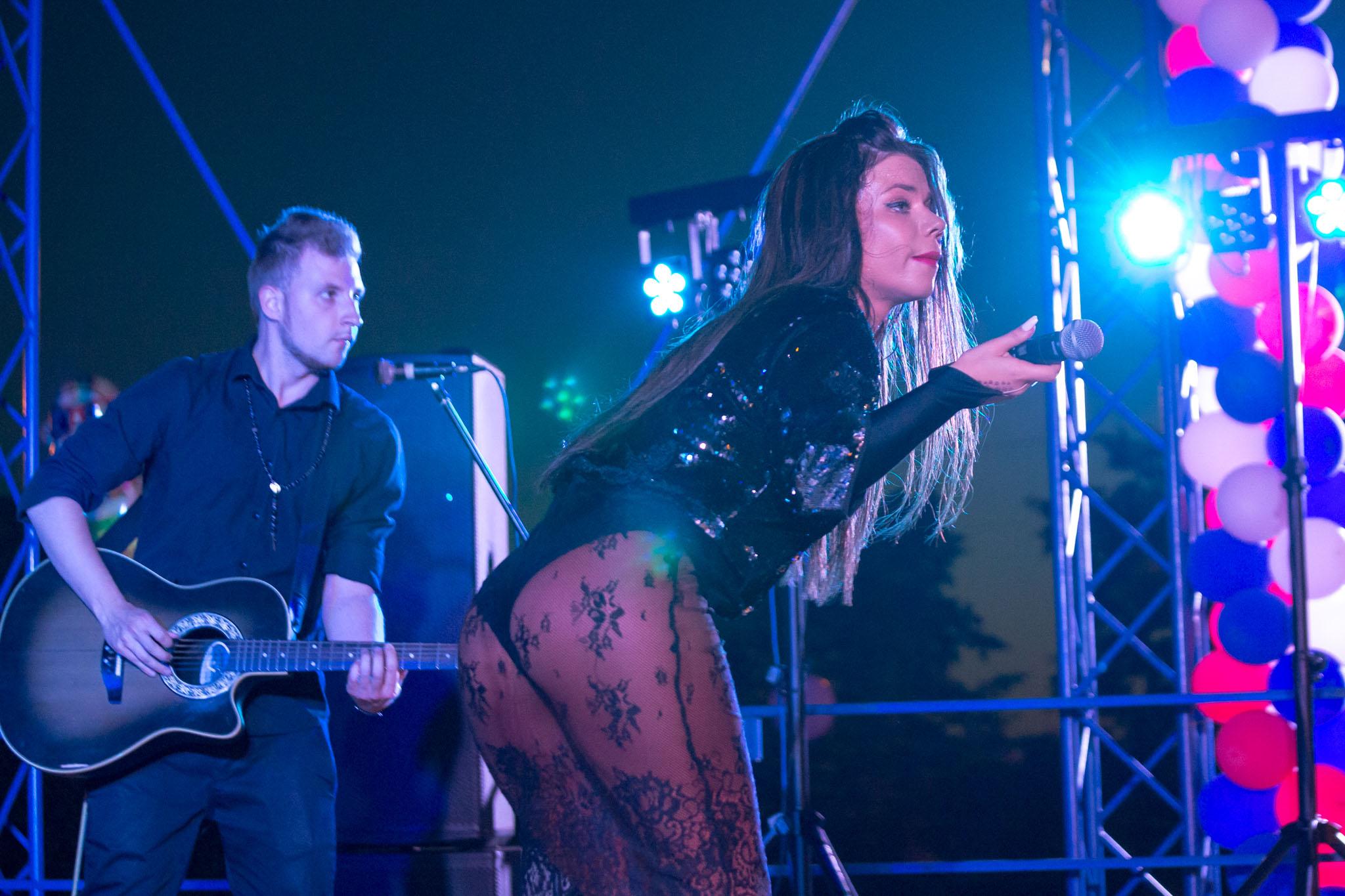 Фото бьянки с выступлений