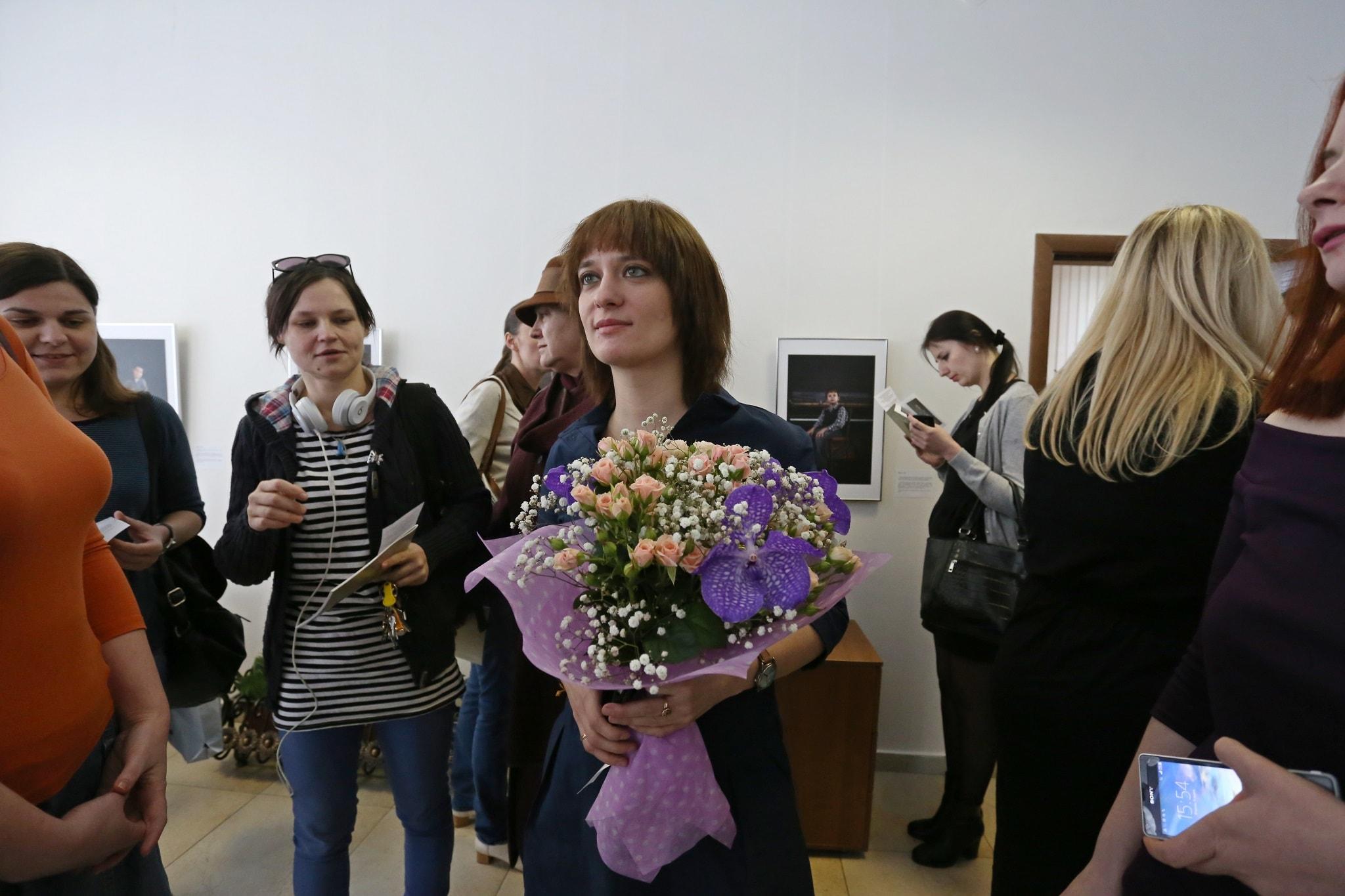 Открытие выставки фотопроекта «Иллюминатор» в Белгороде — FONAR.TV