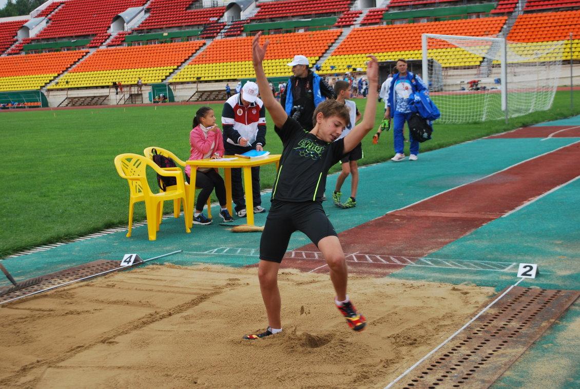 Молодые спортсмены изУдмуртии заняли 4-е общекомандное место наВсероссийском фестивале ГТО