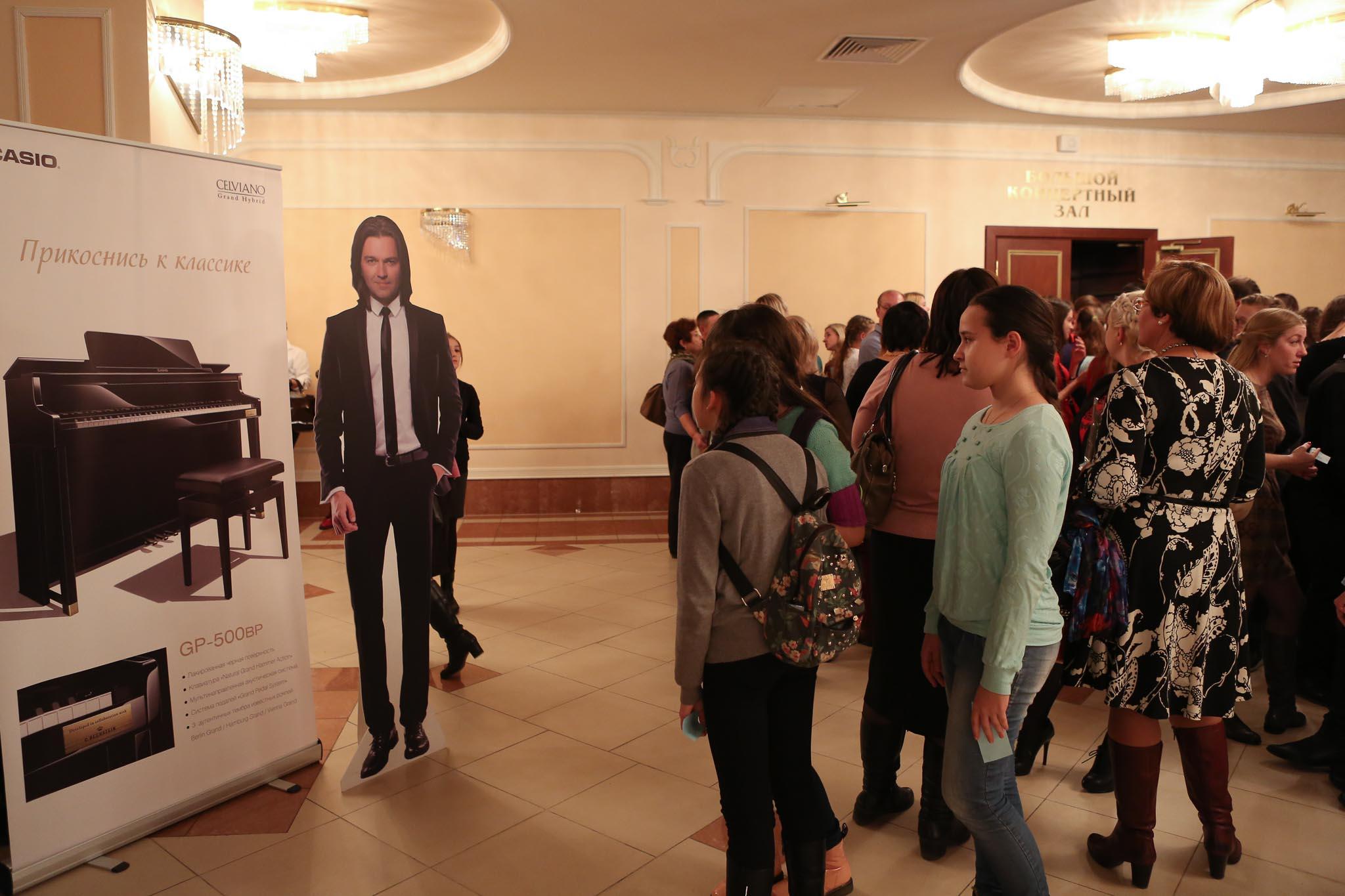 Дмитрий Маликов привезет вОрел собственный спектакль