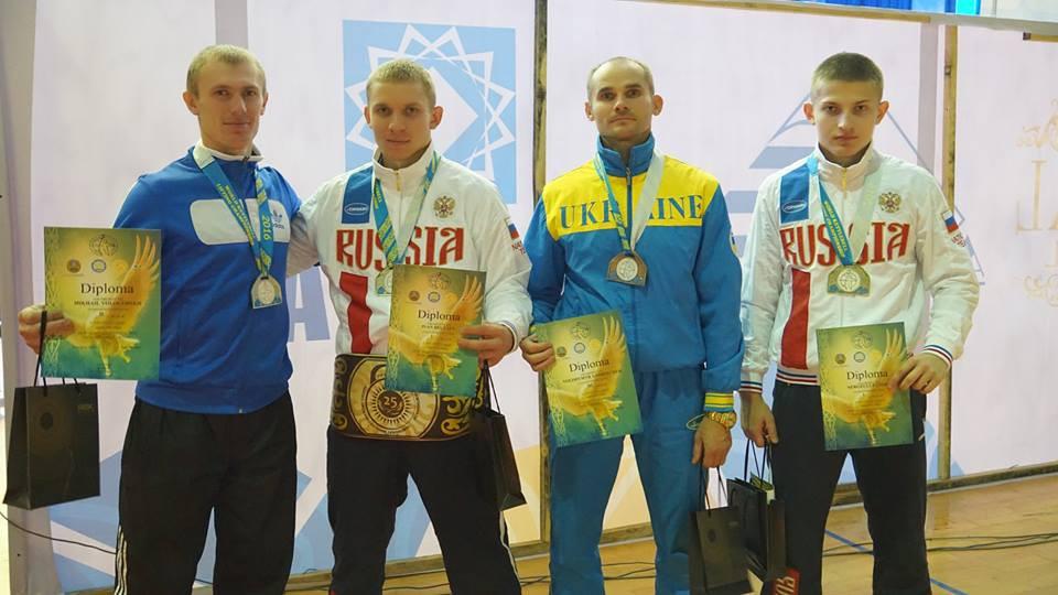 Донской спортсмен установил мировой рекорд погиревому спорту