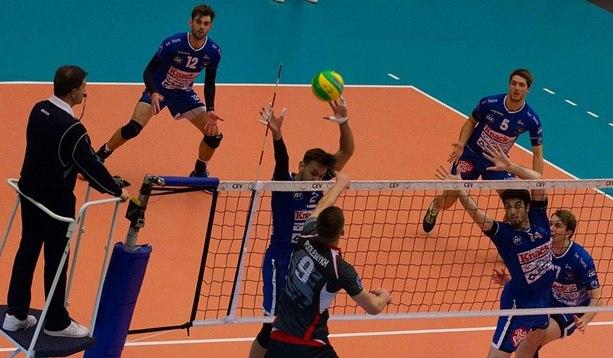 «Белогорье» одолело «Кнак Руселаре» вматче волейбольной Лиги чемпионов