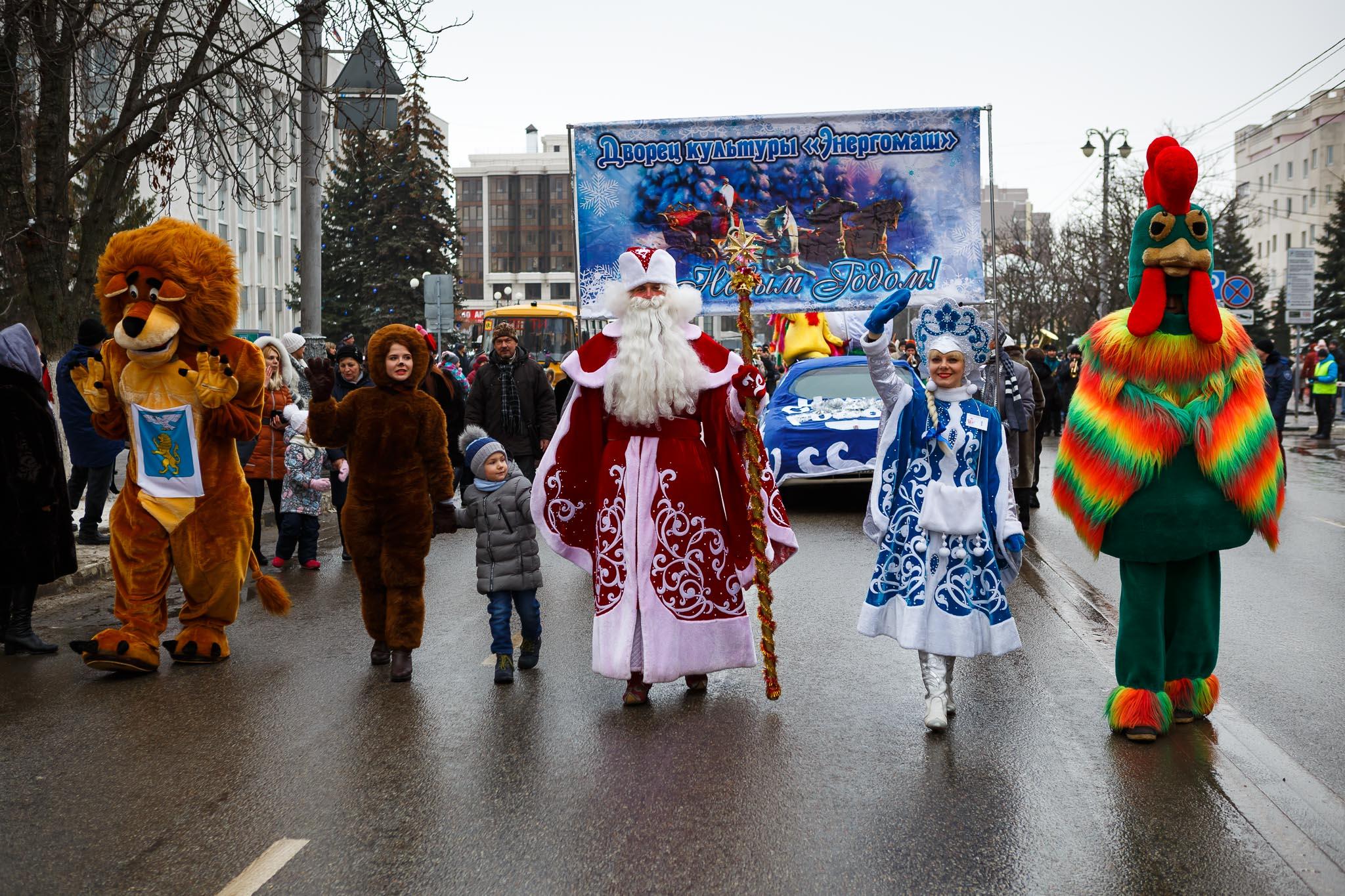 Рождественская ярмарка вевропейском стиле откроется вБелгороде