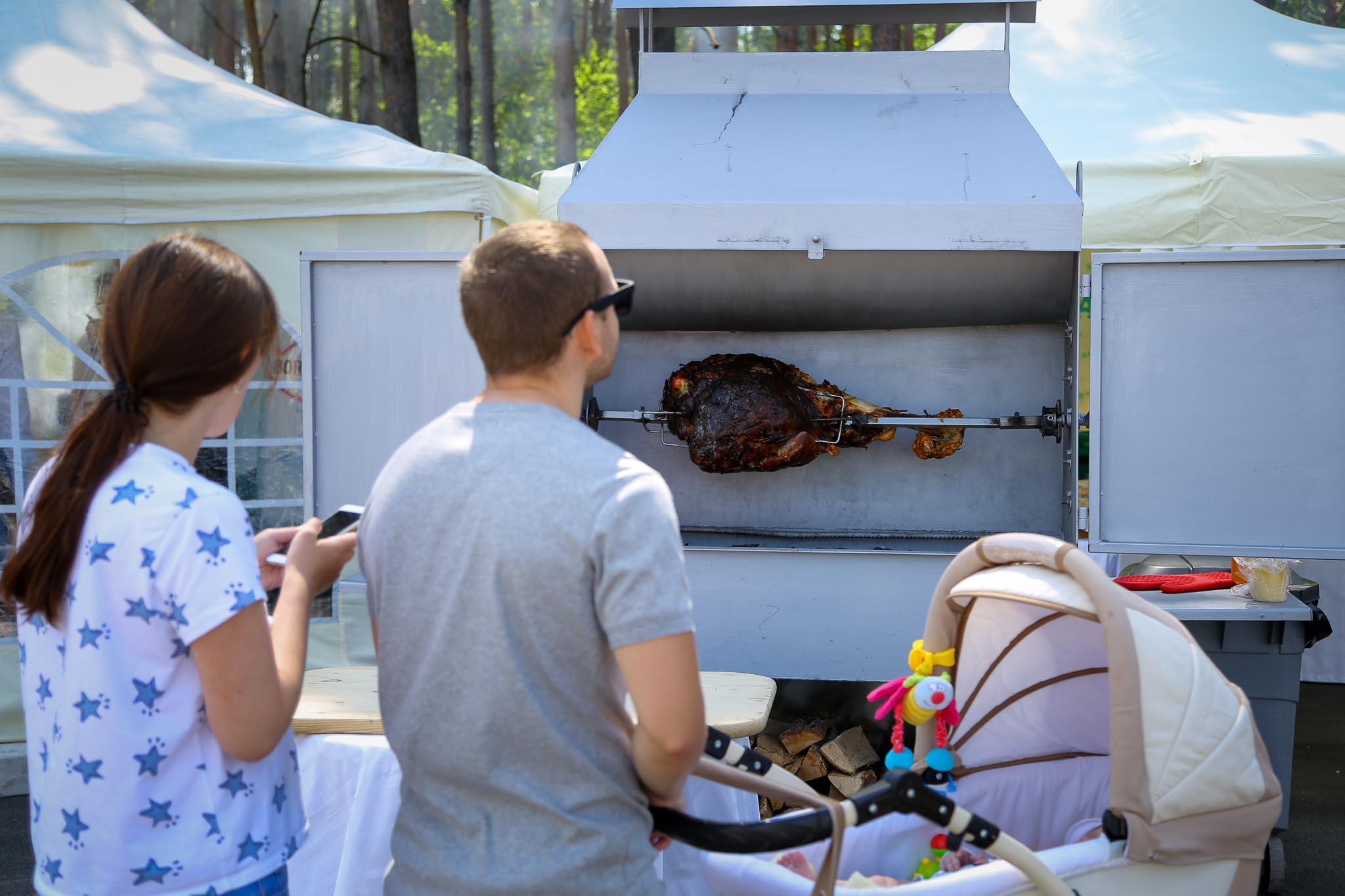На «Гриль Фест Белгород» приготовят самое большое мясное рагу