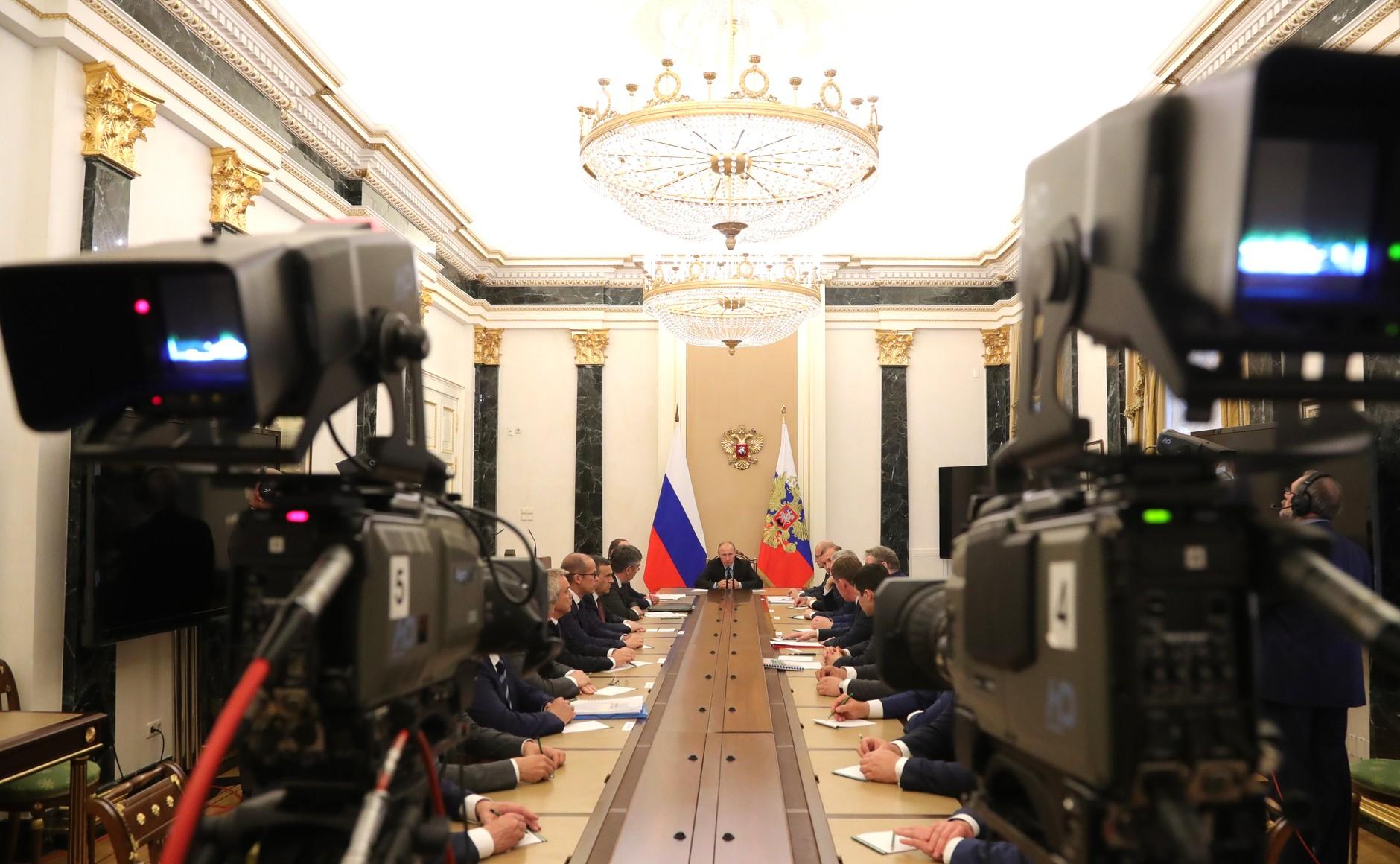 Евгений Савченко вступил вдолжность белгородского губернатора