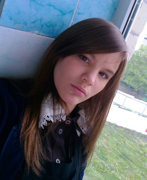 ВБелгороде при загадочных обстоятельствах пропала 16-летняя девушка статуировкой квадрата