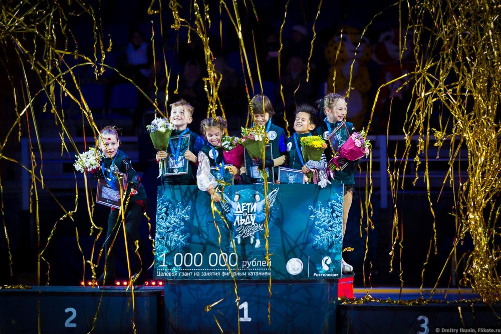 Белгородский фигурист Иван Макиёв стал призёром Всероссийского конкурса «Дети нальду. Звёзды»