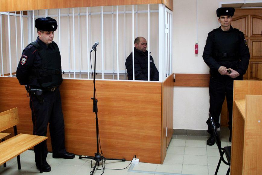Убийца продавца вмагазине «Калинка» наБудённого осуждён на19 лет